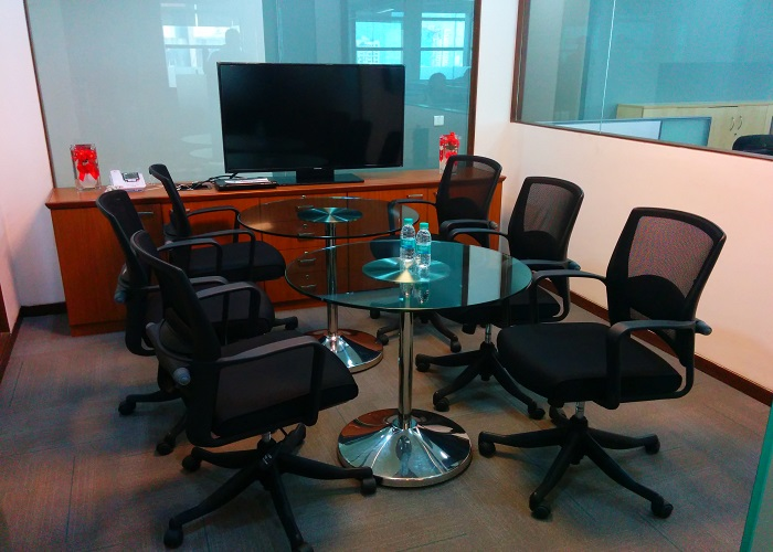 Meeting rooms at Bombay Chamber's Dadar office