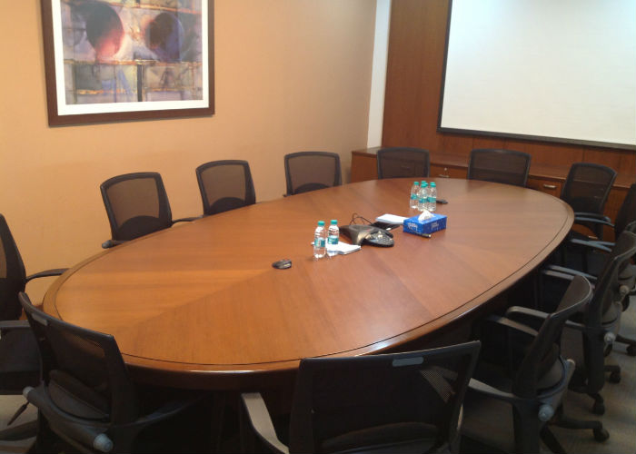 Well equipped meeting rooms at Bombay Chamber's Dadar office
