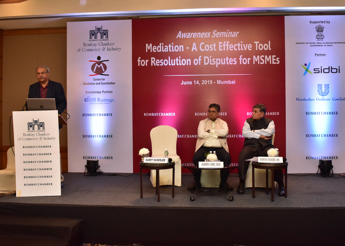 Mediation - A Cost Effective Tool for Resolution of Disputes for MSMEs